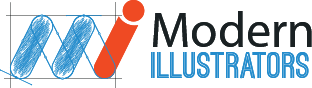 Modern Illustrators Logo